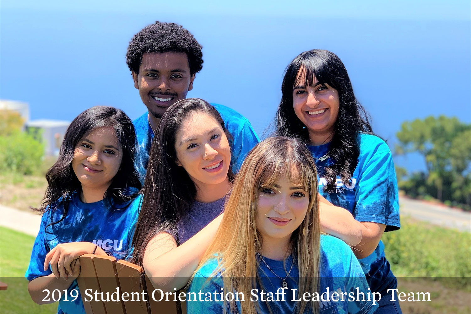 student orientation staff leadership team