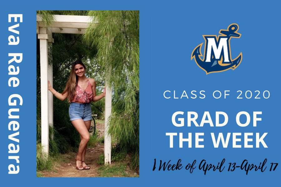 MCU Grad of the week Eva Rae Guevara