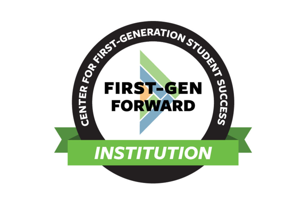 Center for First-Generation Student Success logo