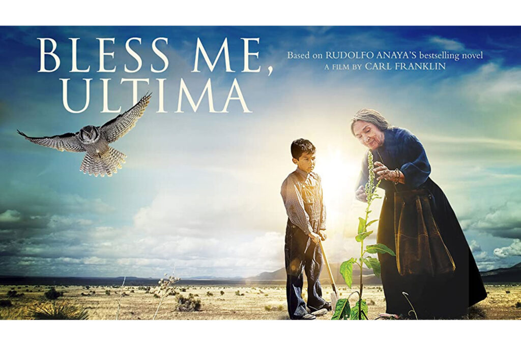 bless Mi Ultima movie poster